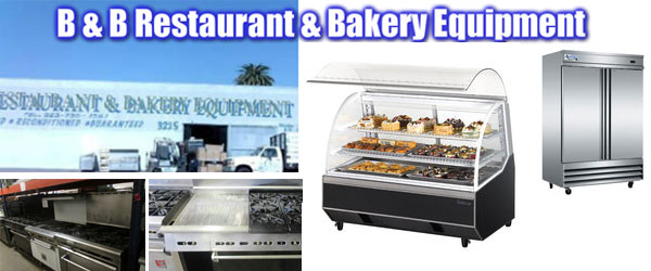 BB Restaurant Bakery Equipment 2