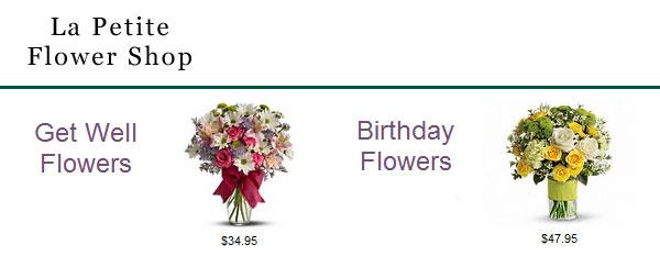 La Petite Flower Shop