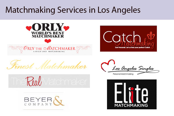 Matchmaking Services in Los Angeles