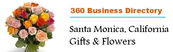 Flower Shop in Santa Monica