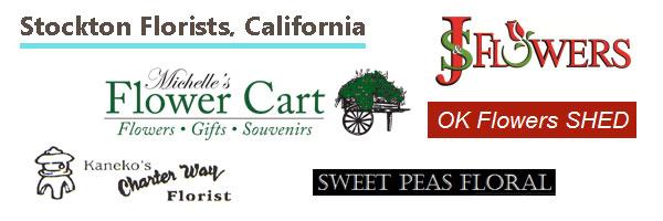 Stockton-Florists-California