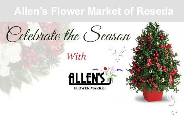 Allens Flower Market Reseda