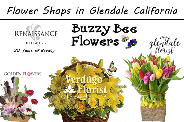 Flower Shop in Glendale Los Angeles