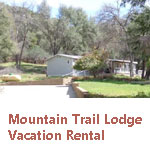Mountain Trail Lodge Vacation Rental