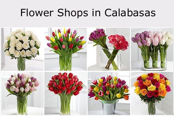 Flower Shops in Calabasas