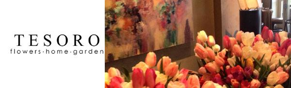 Tesoro Flowers Sonoma CA