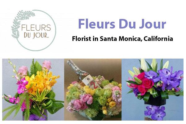 Fleurs Du Jour Santa Monica
