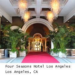Four Seasons Hotel Los Angeles, Los Angeles
