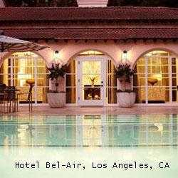 Hotel Bel-Air, Los Angeles