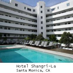 Hotel Shangri-La, Santa Monica, CA