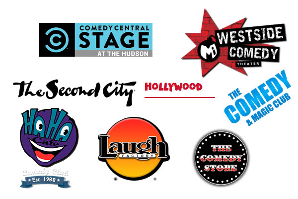Comedy Clubs in Los Angeles