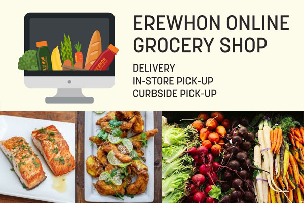Erewhon Grocery Delivery