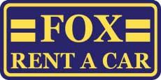 Fox Rent A Car Los Angeles