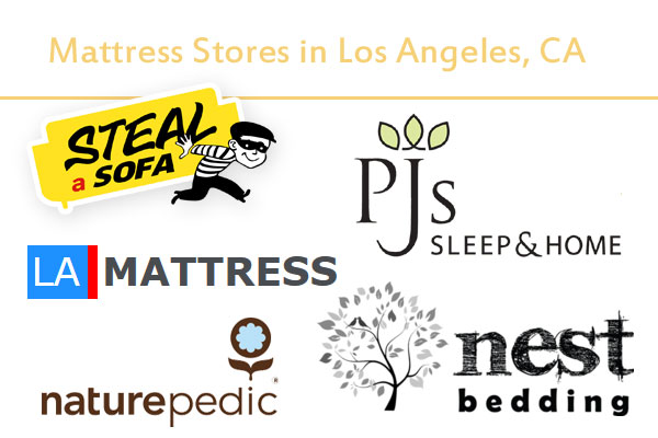 Mattress Stores in Los Angeles CA