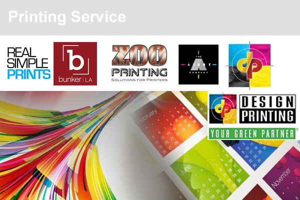 Printing Service Los Angeles