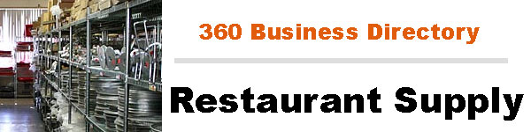 Restaurant Supply Stores California