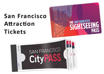 San Francisco Attraction Tickets
