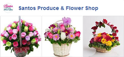 Santos Produce Flower Shop
