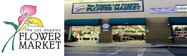 The Original Los Angeles Flower Market, California