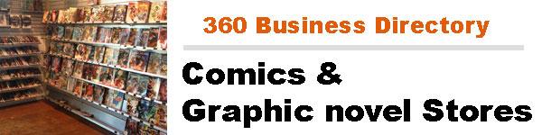 Comics stores California