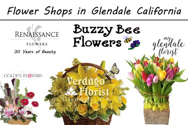 Flower Shop in Glendale Los Angeles