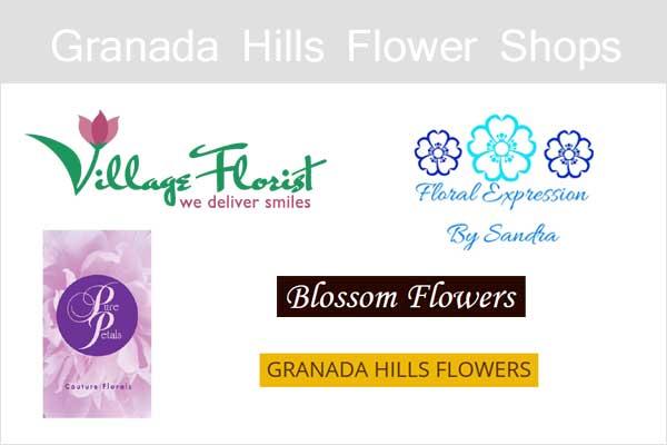 Granada Hills Flower Shops