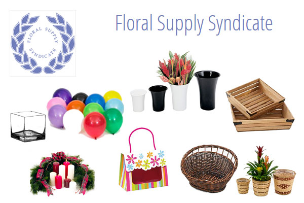 Floral Supply Syndicate Los Angeles