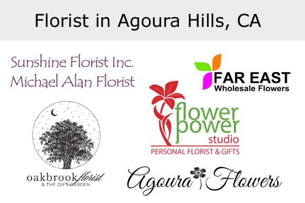 Florist in Agoura Hills CA