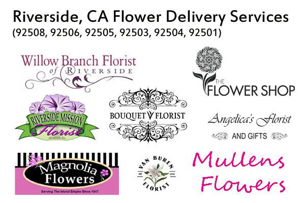 Riverside, CA Flower Delivery
