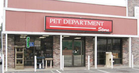 Pet Department Store