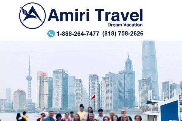 Amiri Tour & Travel Los Angeles