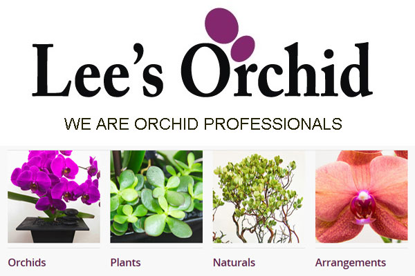 Lees Orchids Los Angeles