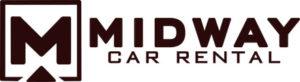 Midway Car Rental Logo