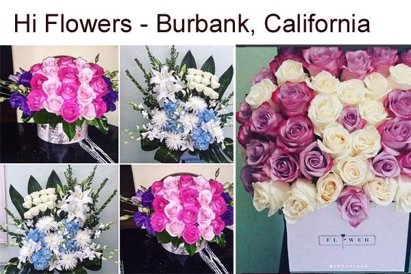 Hi Flower Shop Burbank Ca