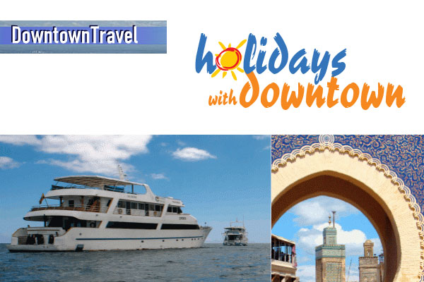 holidays with downtown