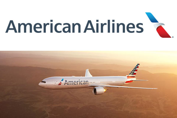 American Airlines California Airports