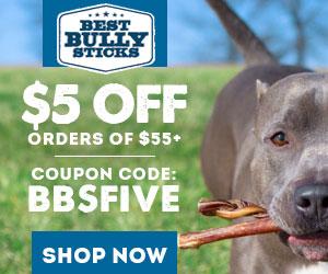 Best Bully Sticks Discount
