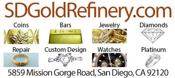 Gold Refinery of San Diego