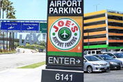 Joe's Airport Parking LAX
