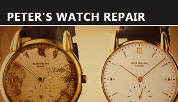 Peters Watch Repair