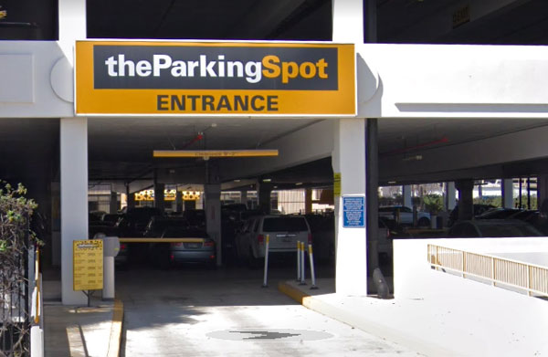 The Parking Spot LAX