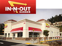 Gellert Blvd In-N-Out Burger