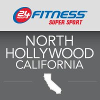24 Hour Fitness North Hollywood CA