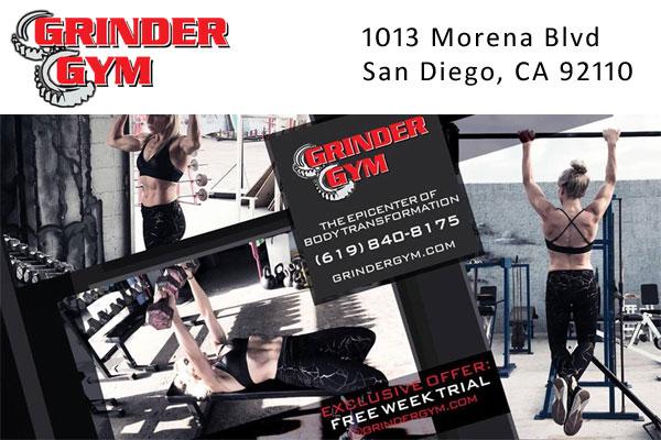 Grinder Gym San Diego