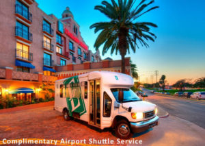 Embassy Suites by Hilton Los Angeles Airport South Parking