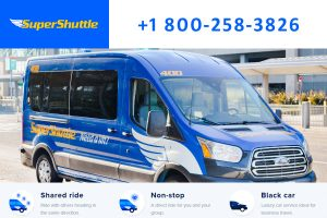 SuperShuttle California