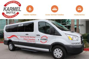 karmel shuttle los angeles