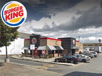 Burger King Bayshore Blvd
