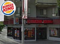 Burger King Fillmore St