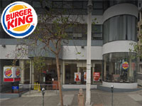 Burger King Van Ness Ave SF